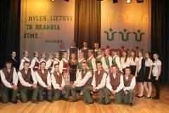LENKIJA. Kovo 11-osios lietuvių licėjus šventė 60-ąsias veiklos metines