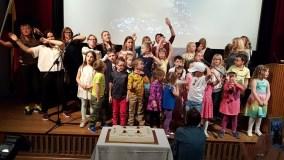 """Stokholmo lituanistinė """"Saulės"""" mokykla atšventė 20 metų jubiliejų"""