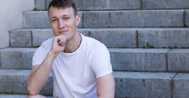 Vytautas Varanius. E. Kurausko nuotr.