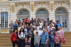 Sodeliečiai Mindaugo karūnavimo dieną minėjo Latvijoje
