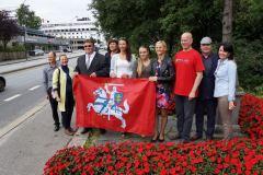 NORVEGIJA. Rogalando lietuvių susitikimas su užsienio reikalų ministru Linu Linkevičiumi