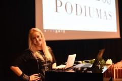 """""""Kūrybos podiumo"""" dalyves sužavėjo įspūdingas Inetos Stasiulytės seminaras"""