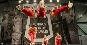 Lietuvos talentai kviečia į nemokamas gatvės gimnastikos treniruotes