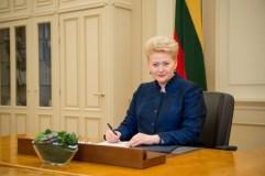 """Prezidentė: """"Seimo priimtos įstatymo pataisos palieka atvirą landą korupcijai savivaldoje"""""""