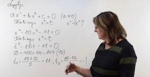 Pasiruošti matematikos egzaminui padės vaizdo pamokos