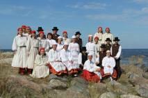 """Folkloro grupė """"Dagö"""" iš Estijos"""