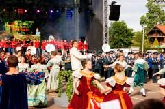 Miesto gimtadienį švenčiančią Plungę užlies didinga orkestrų muzika