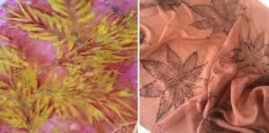 Viešnia iš Pietų Amerikos mokys dažyti audinius naudojant augalus