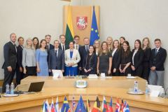 """Programa """"Kurk Lietuvai"""" startuoja su nauja jaunųjų profesionalų komanda"""