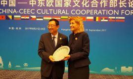 """Kinijos kultūros ministras: """"Kiniją apėmusi tikra lietuviškos kultūros karštinė"""""""