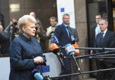 ES ateities darbuose – ir Lietuvos prioritetai
