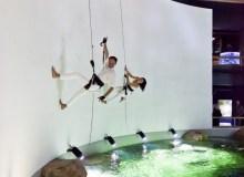 """Akvariumo atidarymo proga – įspūdingas renginys """"Forto fantomas"""""""