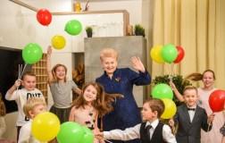 Prezidentė kviečia valstybės gimtadienį švęsti drauge