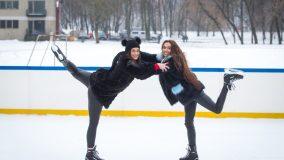 Nemokama čiuožykla kauniečius džiugins ilgiau