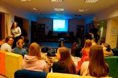 Jaunimo filmų naktis Varėnoje