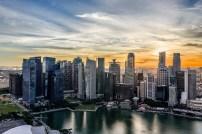 Singapūro panorama