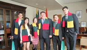 2019-uosius svarstoma paskelbti Pasaulio lietuvių metais
