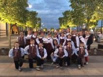 Jaunieji plungiškiai Lietuvai atstovavo tarptautiniame šokių festivalyje Turkijoje