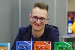 """Vaikų rašytojas Tomas Dirgėla: """"Svarbiausia vaikui leisti būti savimi"""""""