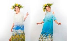 Dizainerės Natalijos Šakelienės dėmesio centre – linas ir Lietuvos gamta