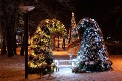 Kalėdinio sezono Druskininkuose pradžia: ko tikėtis atvykus į kurortą?