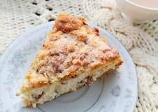 Vengriškas varškės pyragas