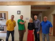 """Čikagos lietuvių """"Rotary"""" klubo parama ligoniams Lietuvoje"""