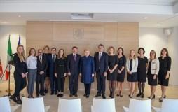 Romos rūmuose – Lietuvos ambasados atgimimas