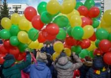 Prezidentė pasveikino Lietuvą Kovo 11-osios proga
