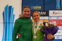 L. Asadauskaitei-Zadneprovskienei – Pasaulio taurės II etapo sidabras!
