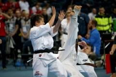 Pirmąją Europos kiokušin karatė čempionato dieną – du čempionių titulai lietuvėms