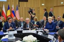 """Prezidentė: """"Trijų jūrų iniciatyva stiprina visos Europos ekonominę raidą"""""""