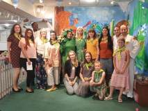 Londone atidarytas darželis, kuriame vaikai mokysis lietuvių bei anglų kalbų ir ugdys kūrybingumą