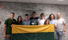 Tarptautinėje biologijos olimpiadoje lietuviai iškovojo aukso ir bronzos medalius