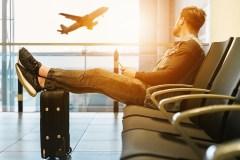 Kaip įveikti skrydžio baimę?