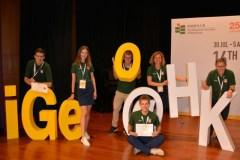 Tarptautinėje geografijos olimpiadoje Honkonge lietuviai iškovojo tris medalius
