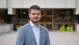 """Po aštuonerių metų į Lietuvą grįžęs Justas Kidykas: """"Čia turime nuostabias galimybes daryti pokyčius"""""""
