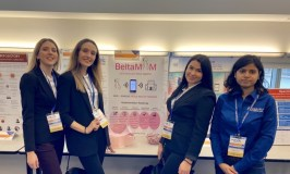 KTU studentų sukurtas diržas nėščiosioms – geriausia medicinos inovacija Silicio slėnio inovatorių konkurse JAV