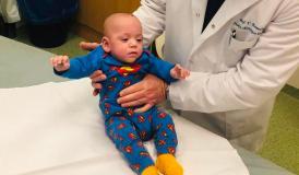 """23 savaičių gimusio mažylio mama: """"Gydytojai padarė stebuklą"""""""