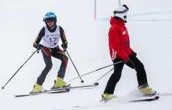 Regėjimo netekęs Karolis užsibrėžė tikslą atstovauti Lietuvai žiemos paralimpinėse žaidynėse