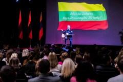 Paryžiuje – visuotinis Prancūzijos lietuvių suvažiavimas Lietuvos nepriklausomybės atkūrimo 30-mečio proga