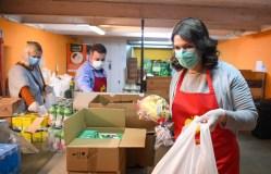 """""""Maisto banko"""" sandėlyje savanoriavusi Diana Nausėdienė: """"Savanorystė kuria stipresnę visuomenę"""""""