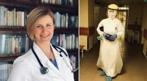 """Gydytoja Raimonda Augienė: """"Sunkiausia palaikyti medikų dvasią"""""""