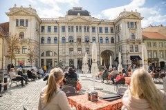 Vilniuje atgimsta kultūra: grįžta renginiai po atviru dangumi, menininkai gaus stipendijas