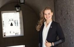 """Jauniausia Lietuvoje miesto tarybos narė E. Zarankaitė: """"Politika tapo galimybe išreikšti save"""""""