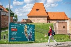 Nuo antradienio keičiasi eismas Vilniaus senamiestyje: ką svarbu žinoti?