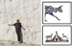 Išskirtiniai Ingos Šimonytės kūriniai traukia prestižinių pasaulio meno galerijų dėmesį