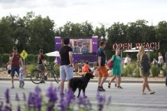 Nuo liepos 6-osios sostinės Lukiškių aikštėje – istorinių lietuviškų filmų savaitė