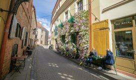 Vilnius kvies prancūziškų atostogų
