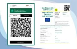 Galimybių paso ir ES skaitmeninio žaliojo pažymėjimo skirtumai